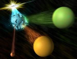 Electron-Positron Collision